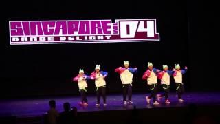 Remixer  - Singapore Dance Delight Vol. 4 Finals (2013)