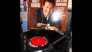 Marty Robbins---Answer Me My Love