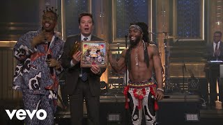 Earthgang - This Side/Bank (Medley/Live From The Tonight Show Starring Jimmy Fallon/2019)