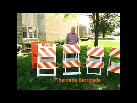 Econocade® Type I and II Barricade