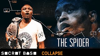 How Anderson Silva tarnished his once-perfect legacy thumbnail