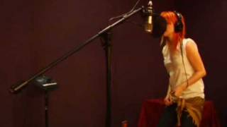 Paramore Making Of Riot!