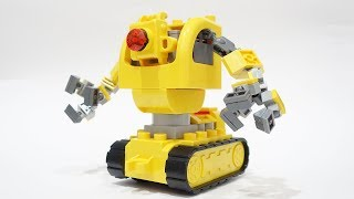 Using Duplo for mechs??