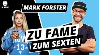 MARK FORSTER Findet Max Giesinger Scheiße?!   Illegale Fragen