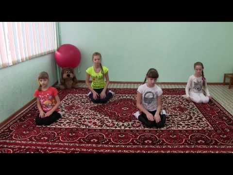 Видео гимнастика от искривления позвоночника