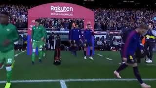 Barcelona Vs Real Betis 3-4 Highlights & Goals 11/11/2018