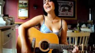 In the Rough (Anna Nalick) COVER
