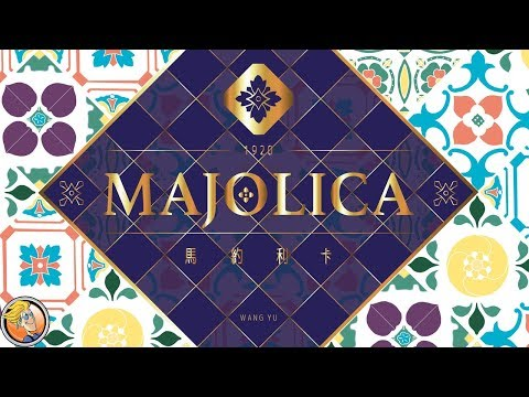 Fire up the ovens to make tiles and points in Majolica — Fun & Board Games with WEM