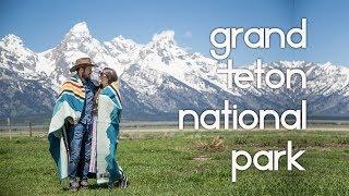 Grand Teton National Park- Jackson Hole, Wyoming