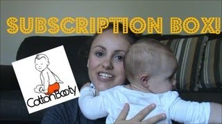 Cotton Booty - Cloth Diaper Subscription Box (Get $5 Off Your First Box!)