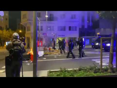 Unruhiges Wochenende: Corona-Unruhen in ganz Spanien