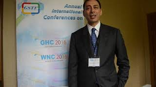 Dr. Moustafa Bayoumi at GHC Conference 2016 by GSTF Singapore
