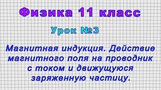 11 класс Урок 3