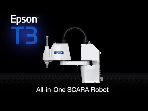 Epson Synthis T3 All-in-One SCARA Robots | SCARA | Robots