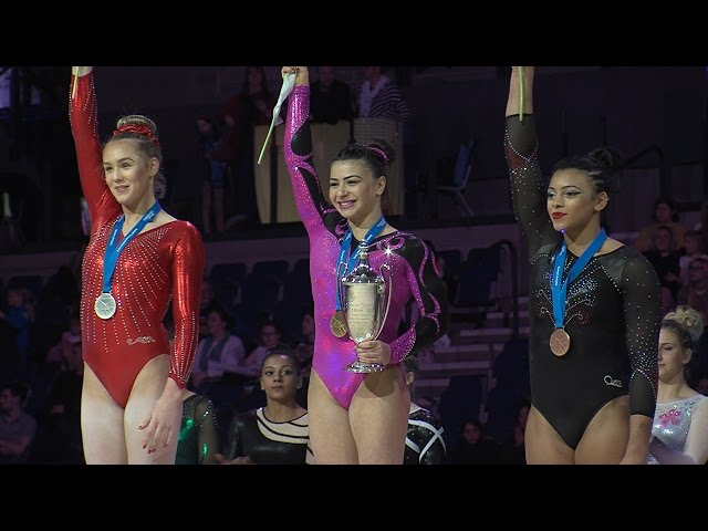 2016 British All Around Finals