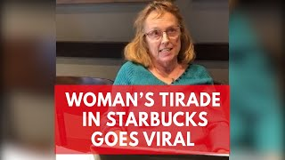 'Use English only': Woman launches Starbucks tirade against customers speaking Korean
