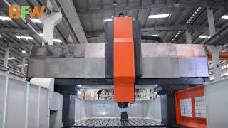 DMC 2000 Double Column Vertical Machining Centers