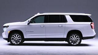 8 LUXURY LARGEST SUVs in 2020-2021 that will make your family feel like the emperor (Fullsize SUV)