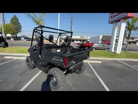 2021 Honda Pioneer 1000 in Orange, California - Video 1