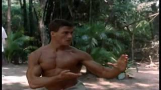 Van Damme Spiritual Training