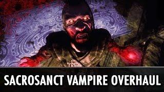 Skyrim Mod: Sacrosanct - Vampires of Skyrim