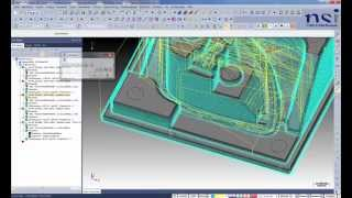Mastercam X9 | Neue Funktionen in der 3D-HSC Bearbeitung