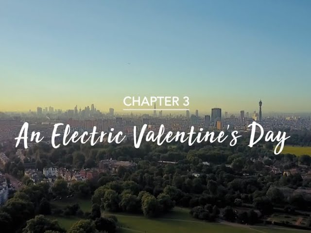Electric Bike for deliveries: An Electric Valentine Day