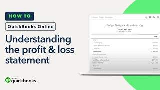 Understanding Profit & Loss Statement: Income, Cost of Goods