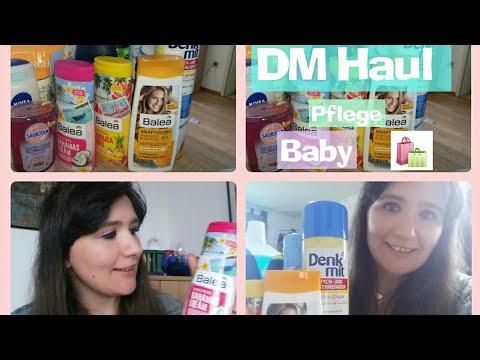 DM Haul| Pflege| Hauhalt| Baby| Nivea| Balea| Und ich wollte nur Shampoo kaufen!