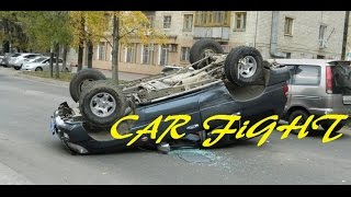 Car crash compilation -55. Brutal  Russian road accidents and horrible car crashes. Аварии ДТП.