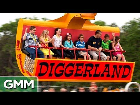Strangest Amusement Park Attractions