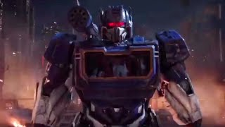 Bumblebee- Optimus Prime vs Soundwave