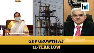 GDP growth dips to 3.1% in Jan-Mar quarter, 4.2% in 2019-2020