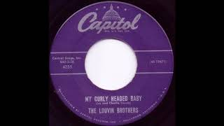 My Curly Headed Baby - The Louvin Brothers
