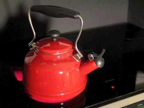 Vintage Teakettle Whistle