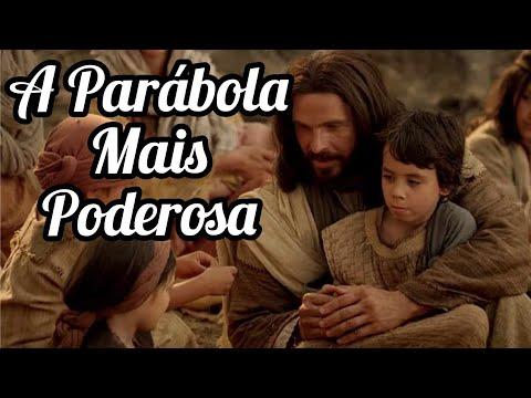 As Parbola mais poderosa. Filme Jesus
