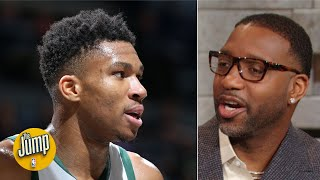 Giannis Antetokounmpo has reached his peak - Tracy McGrady | The Jump