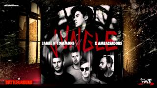 """WWE: Battleground 2014 Official Theme Song - """"Jungle""""  By Jamie N Commons & X Ambassadors"""