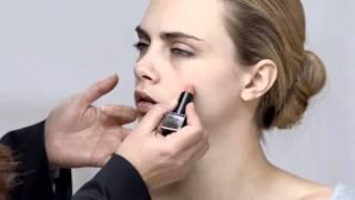 Кара Делевинь, Cara Delevingne makeup