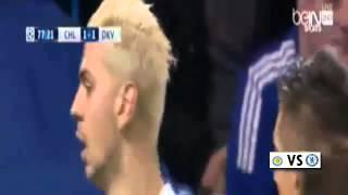 اهداف مباراة تشيلسي 2-1 دينامو كييف 04-11-2015