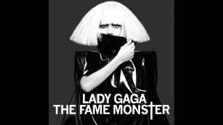 Lady Gaga - Monster (Audio)