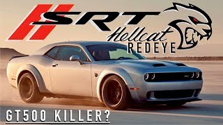 2019 Hellcat Redeye: GT500 KILLER? (797 HP & Everything We Know)