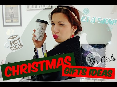 CHRISTMAS GIFTS IDEAS fot girl ❄ || Ziky