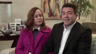 Bispo Sidnei Marques e Elizabeth Marques