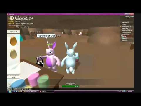 Kitty Gioca A Giochi Su Roblox Easter Scramble Episodio 1 Da