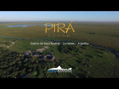 Pirá lodge. Esteros del Iberá. Argentina