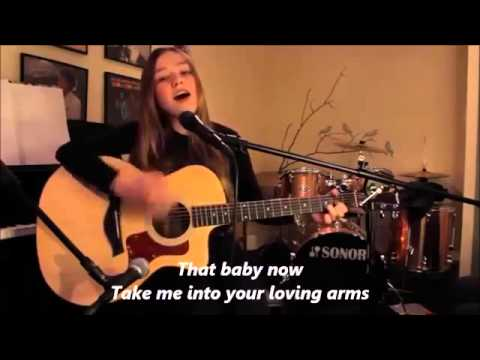 Connie Talbot - Thinking Out Loud Lyrics Acoustic Cover Mp3