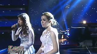 Klarisse De Guzman & Angeline Quinto 'PATULOY ANG PANGARAP' duet