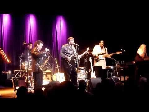 J.C. Smith Band at Montalvo 11-14-09