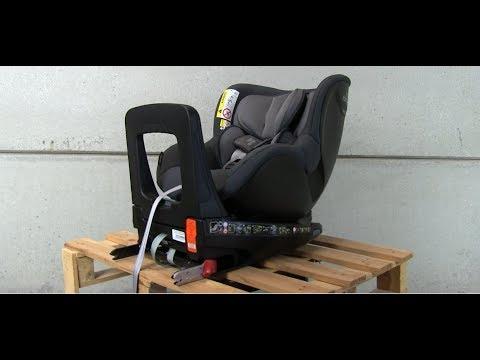 Römer Dual-fix i-Size | Revisión a Fondo | SillaCocheBebe.com